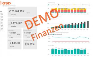 Demo Finanzen